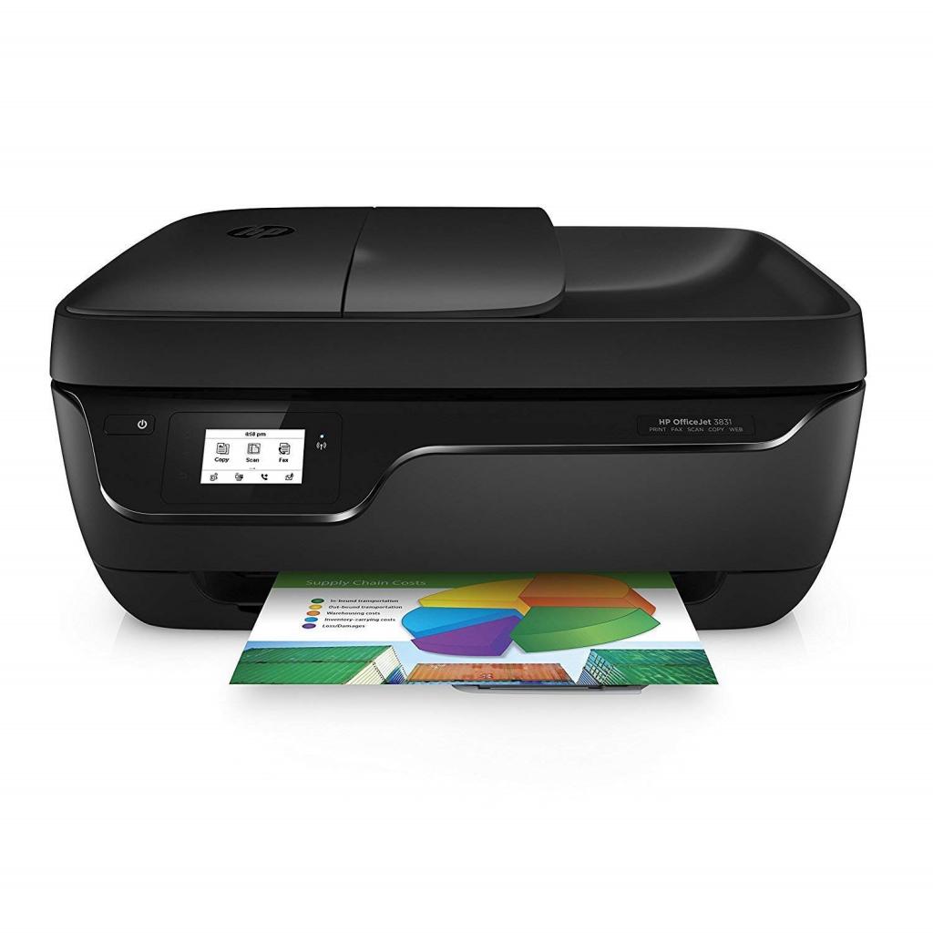stampante multifunzione HP OfficeJet 3831